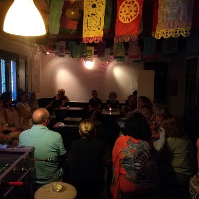 Death Cafe Santa Pola 3